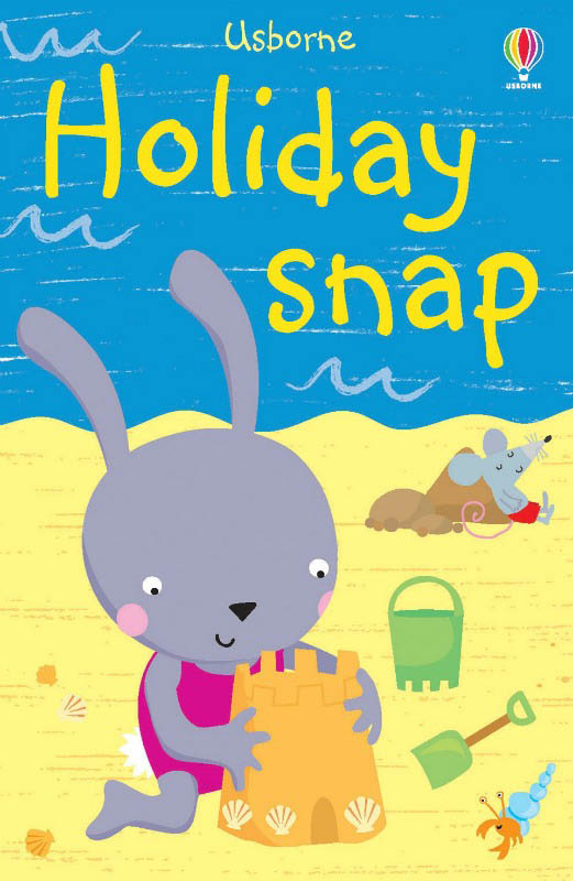 Usborne - Holiday Snap Cards