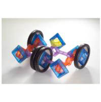 Wedgits-Construction Toys-Wedgits On Wheels