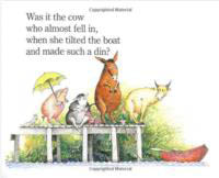 Who Sank the Boat? by Pamela Allen