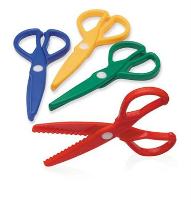 Zig Zag Safety Scissors