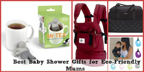 Best Baby Shower Gifts for Eco-Friendly Mums