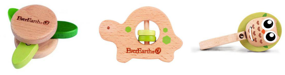 Everearth Wooden Toys