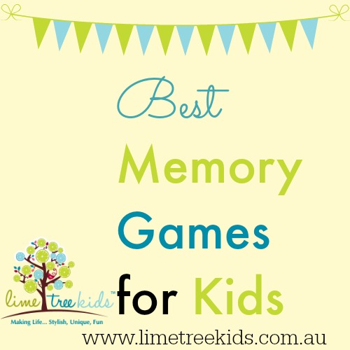 best memory games for kids