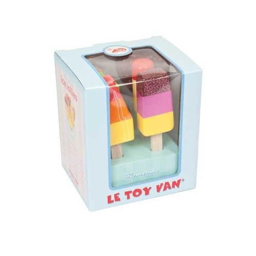 Le toy van honeybake ice lollies for Toy van cuisine