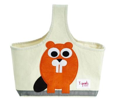 3sprouts - Storage Caddy - Beaver