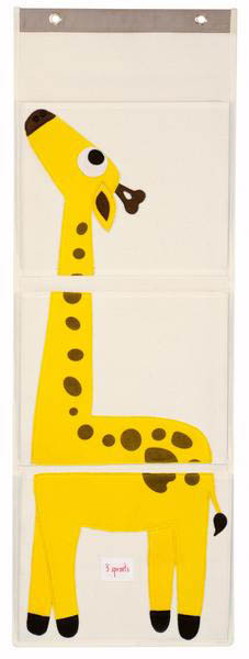 3 Sprouts- Storage Solutions- Wall Organiser {Giraffe}