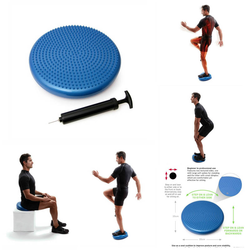 66fit Balance Cushion and Pump