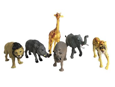 African Animal Collection