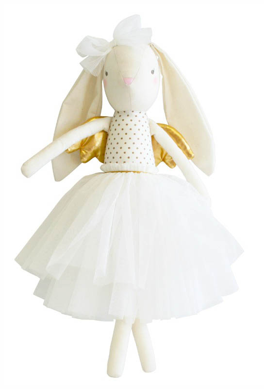 Alimrose - Angel Bunny - Gold design