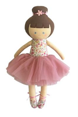 Alimrose Big Ballerina Doll – Rose Garden