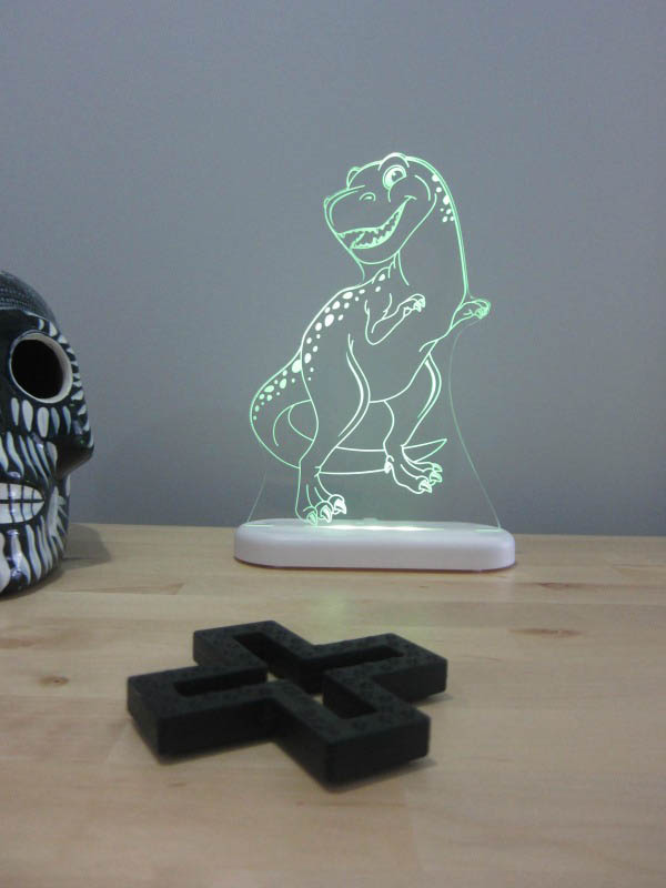 Aloka - LED Night Light - TRex