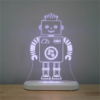 Aloka LED Sleepy Light Robot