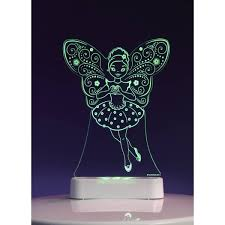 Aloka LED Sleepy Light Ballerina Fairy