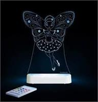 Aloka - LED Night Lamp - Ballerina