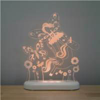 Aloka - LED Sleepy Light - Fairyland - DUAL POWERED