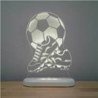 Aloka -  LED Sleepy Light - Football&Boots