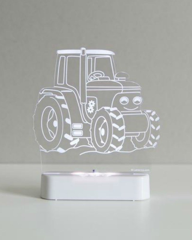 Aloka LED Sleepy Light Tractor