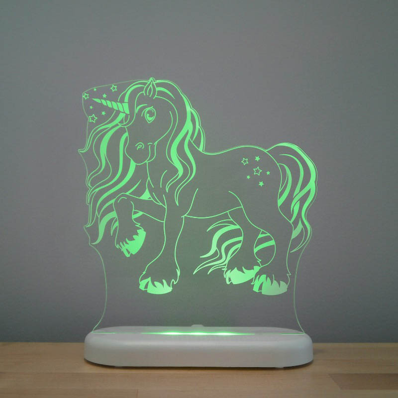 Aloka - LED Sleepy Light - Unicorn
