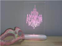 Aloka - LED Sleepy Light - Chandelier
