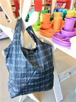Apple Green Duck Yetty Reusable Tote Bag Check