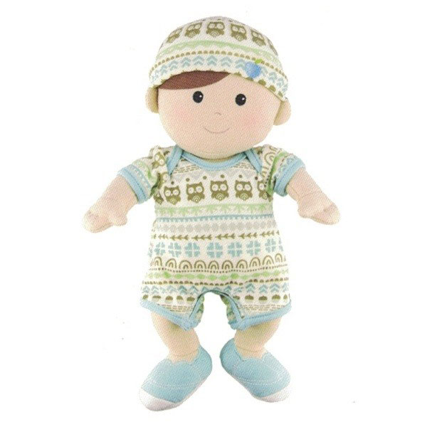 Apple Park Organic Toddler Doll Boy