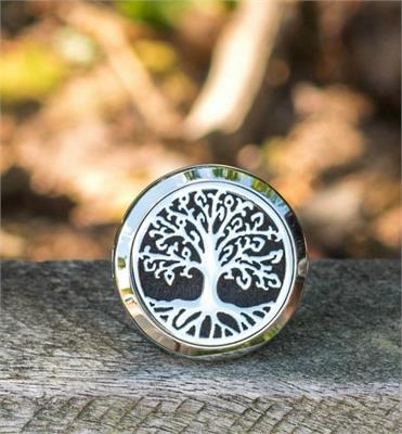 Aroma Jewels Essential Oil Car Diffuser Tree Of Life