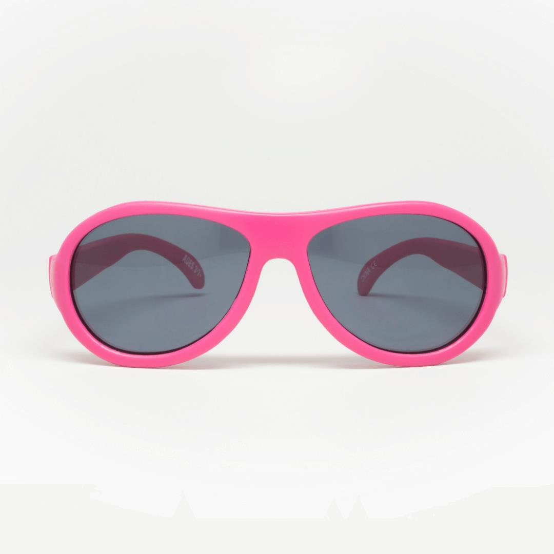 5f285fbcde90 Babiators Aviator Sunglasses 0 to 2 years · Wicked White Babiator · Popstar  Pink