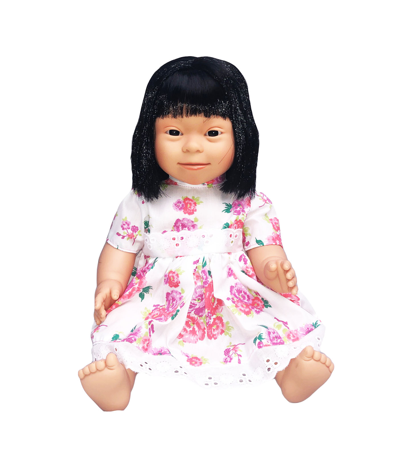 Asian Girl - Down Syndrome Doll