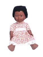 African Girl - Down Syndrome Doll