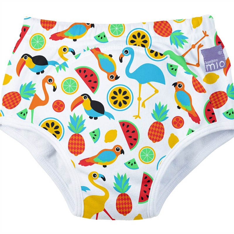 Reusable Training Pants {2-3 years} TROPICAL ISLAND