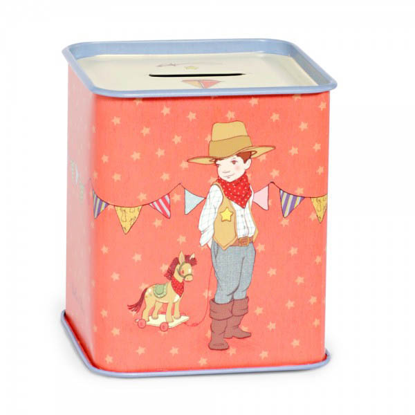 Retro Style Money Box for Kids
