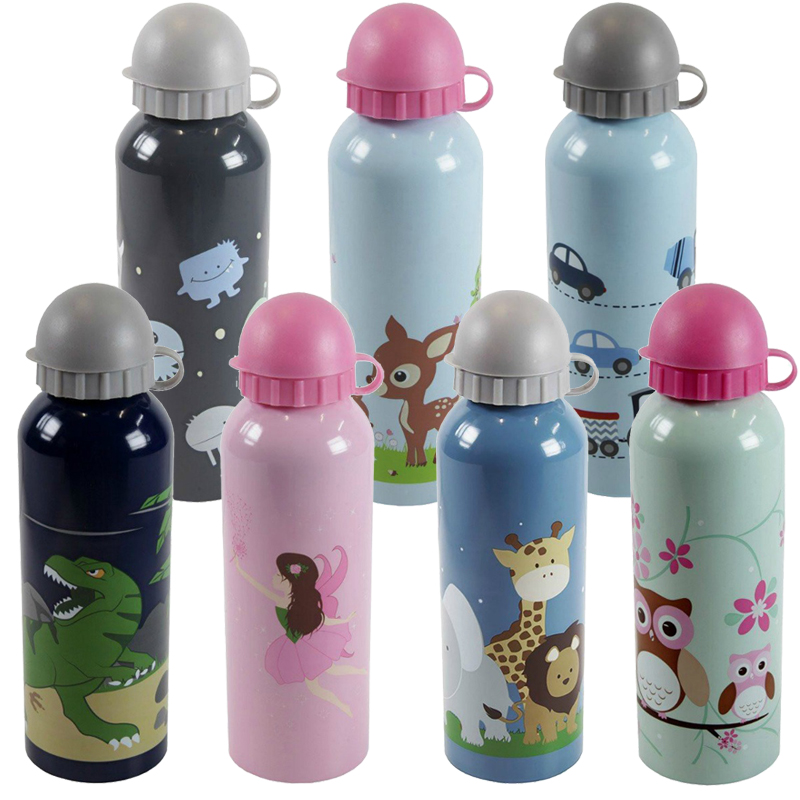 Bobble Art 500ml Stainless Steel Drink Bottle