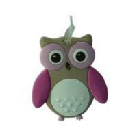 Bobble Art - Baggage Tags OWL