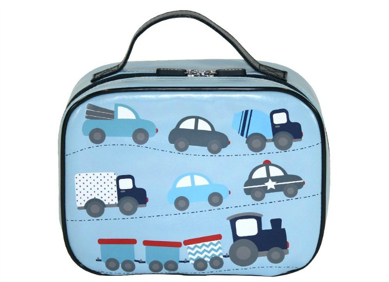 Bobble Art Cars Lunch Bag