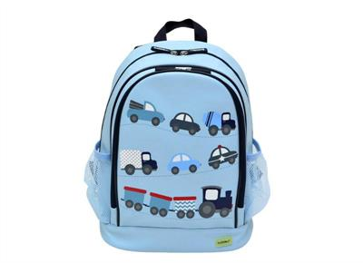 Bobble Art Cars Small Backpack