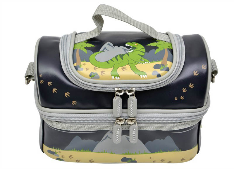 Bobble Art - Large Lunchbox - Dinosaur