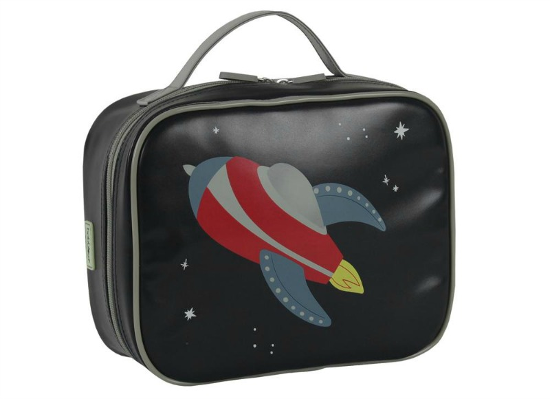 Bobble Art Large Rocket Lunch Bag