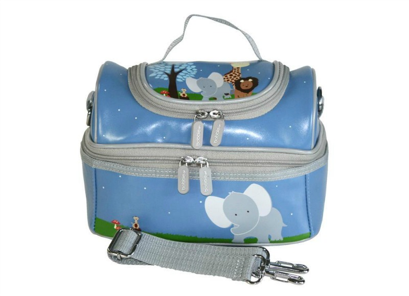 Bobble Art Large Safari Lunchbox