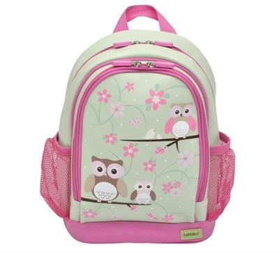 Bobble Art Owl Large Backpack