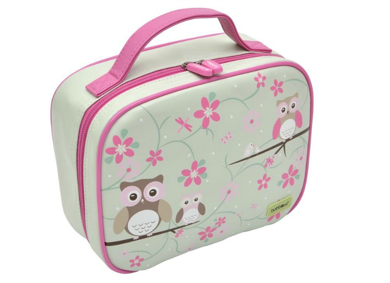 Bobble Art Owl Lunch Bag