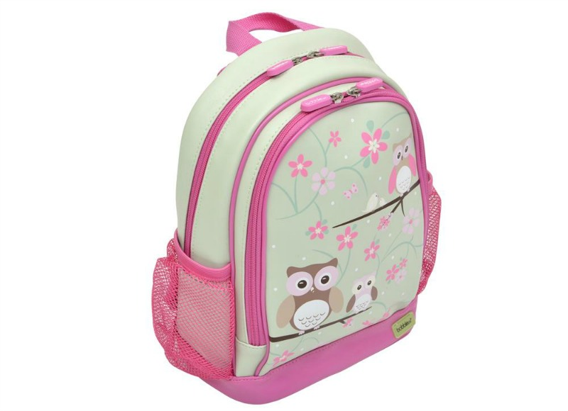 Bobble Art Owl Small Backpack