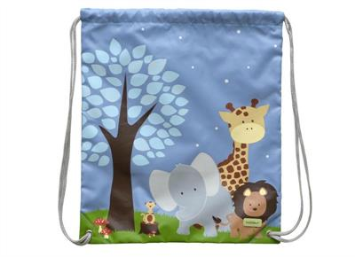 Bobble Art Safari Drawstring Bag