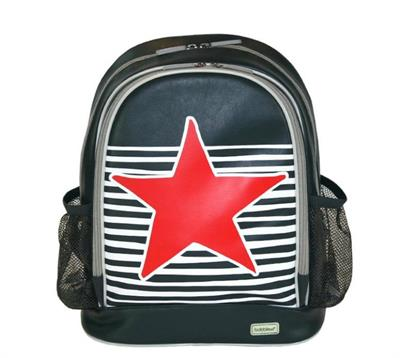 Bobble Art Star and Stripe Large Backpack