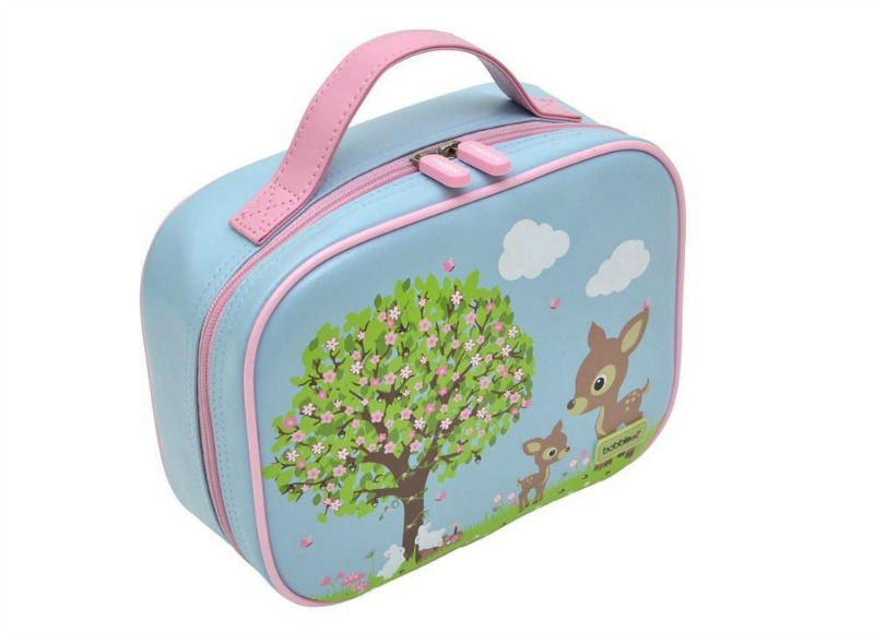 Bobble Art Woodland Animals Lunch Bag