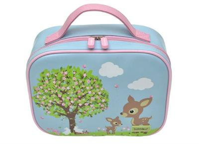 Bobble Art Large Woodland Animals Lunch Bag