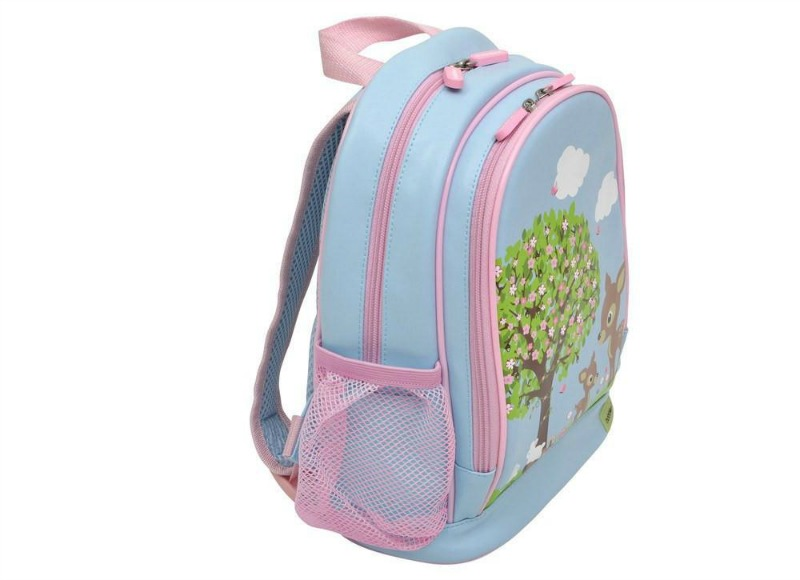 Bobble Art Woodland Animals Small Backpack