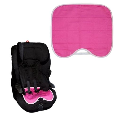 Brolly Sheets Kids Waterproof Car Seat Protector Pink
