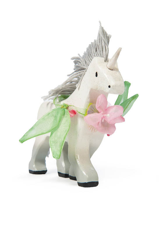 Budkins-Wooden Toys-Unicorn