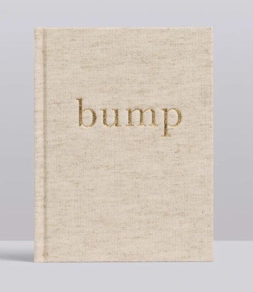 Write to Me Bump Pregnancy Journal | Baby Journal