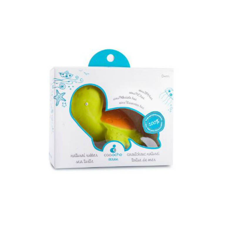 CaaOcho-Bath Toys-Mele the Sea Turtle
